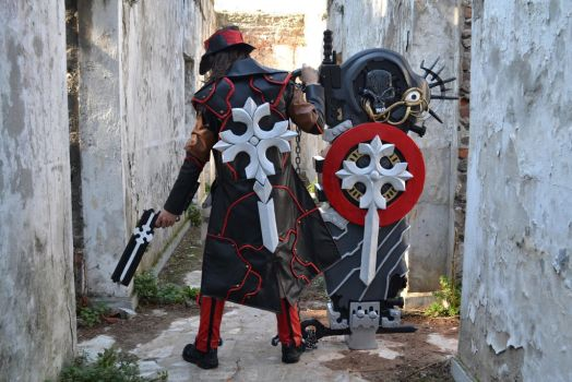 Gungrave Cosplay by MEG-Cosplay