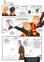 Harry Potter humor - epic moment without notice by MissCake