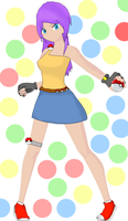 Pokemon Trainer Saikai by ShualeeCreativity