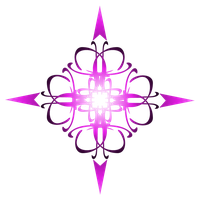Compass rose : I-Font Power by daeVArt