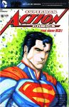 Superman Sketch Cover by RayHeight