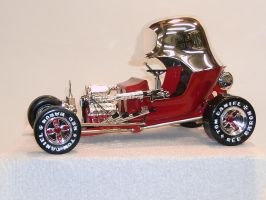 die cast Red Baron by gberzzerk