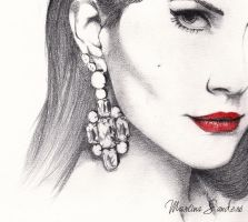 Lana Del Rey by Leadto-Light