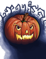 Pumpkin by DroppedMyCrayon