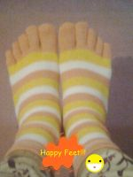 Happy Feet :P by IfIWasYour
