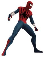 Ben Reilly Spider Man by Spiderdude10
