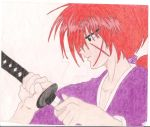 old works kenshin by mitsuchieru