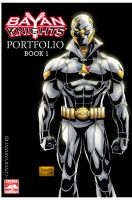 BAYAN KNIGHTS portfolio book1C by gammaknight