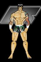 BOW TAVEN new attire  by RWhitney75