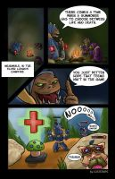 Teemo The Dominion Master by loststrips