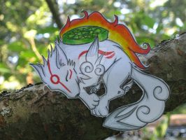 Okami :Paper Child: by Yuffie1972