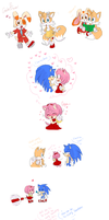 .: Sonic Doodles :. by FnFiNdOART