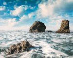 Once, Upon a Sea Stack by nathanspotts
