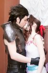 Kiss the girl by Narga-Lifestream