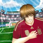 World Cup 2014 (Spain) by AuraBelArt
