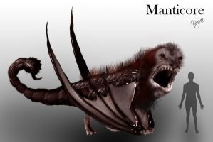 Manticore in Concept by Synergy14