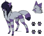 Wolf Point Adoptable~ :Closed: by AdoptAllTheThings