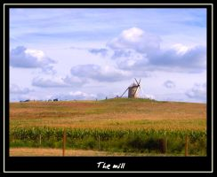 The mill by Unicorne