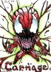 Carnage ATC Back by DKuang