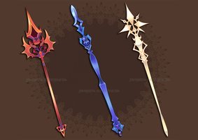 Weapon Adoption 05 CLOSED by Forged-Artifacts