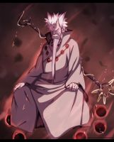 Naruto 670 - Hagoromo by BlackAnime15