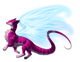 Cheshire Frostwing Khimbit Design by Khimera