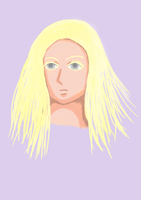 Lineless Claymore by TheSilentChloey