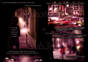prj: pages four + five.. by neurotic-elf