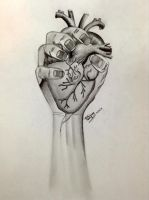 Heart in Hand by atoz7