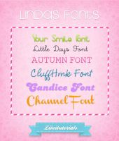 Fonts Favoritas by a-Liini