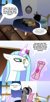 Ask Valier Letter from Princess Celestia by The-Clockwork-Crow
