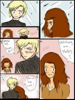 DracoxHermione comic: You are too cute by 19Gioia93