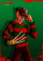 Freddy Krueger by Logna