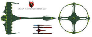 Hellkin Teruthungor Black Rage by bagera3005