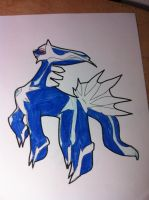 Day 25- Favorite Legendary Pokemon by DescaKlang