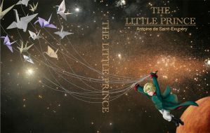 The Little Prince - Book Cover by Mavuriku