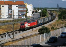 Germany to Portugal 100912 by Comboio-Bolt