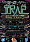 TRAP (Teladan seminaR And workshoP) Poster by swagsterlionel