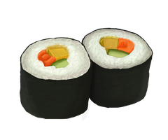 365 day 33 sushi by Korikian