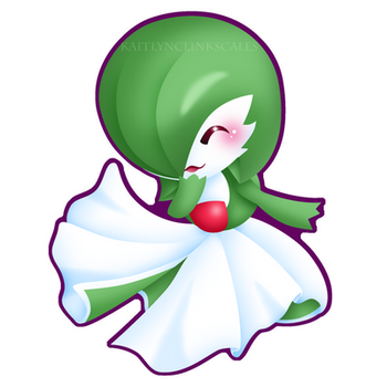 Gardevoir v2 by Clinkorz