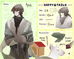 Happy Tails: Ansa by Retiquis