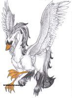 Radiant Hippogriff by Mercyful-Fate