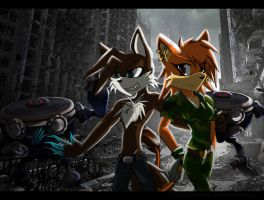 .:Ready to fight:. by StArK09