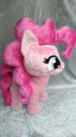 Pinkie Pie Plush Pic 2 by katiecoolchic