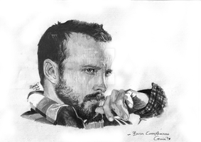 Jesse Pinkman - Breaking Bad by GioTanner