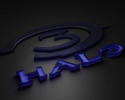 Halo 3 Logo by DonRav3n