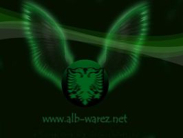Alb-Warez.net Wallpaper 2 by SilentSurfer