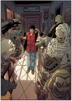 Dylan Dog - Color Fest v.2p.1 by ilpuci