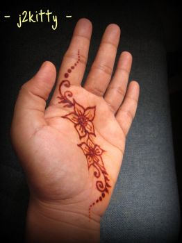 Simple Henna by j2kitty