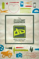 dA Sandbox iPhone Wallpaper by TheRyanFord
